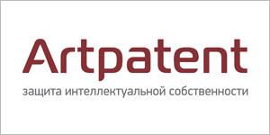 Логотип Артпатент