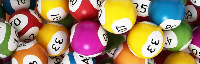 Джек-поты популярных лотерей
