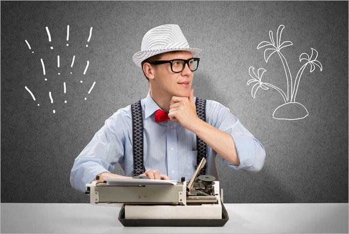 Школьники зарабатывают на написании текстов