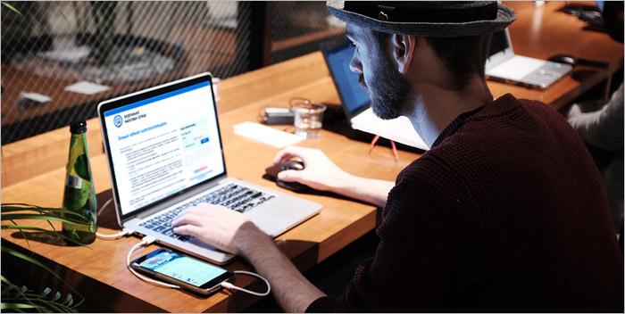 Как платить налоги с работы в интернете