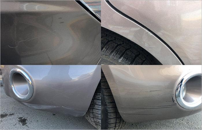 Дефекты автомобиля