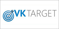 VkTarget логотип