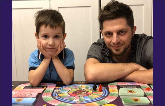 Игра Денежный поток для детей