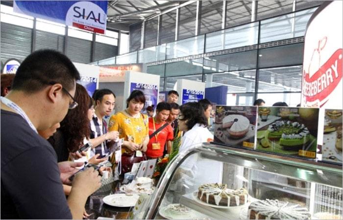 Презентация товаров в Китае